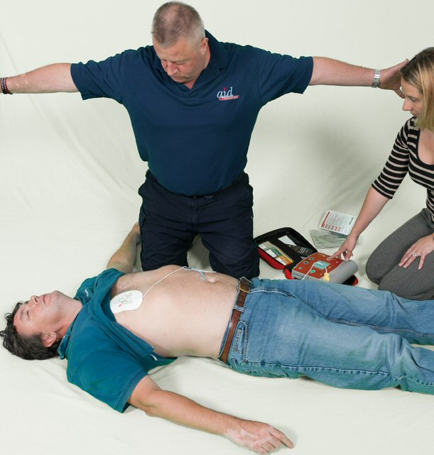 Automated External Defibrillation AED Instructor