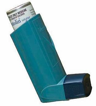Emergency Salbutamol Inhalers