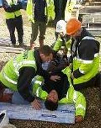 Emergency First Aid at Work for Construction