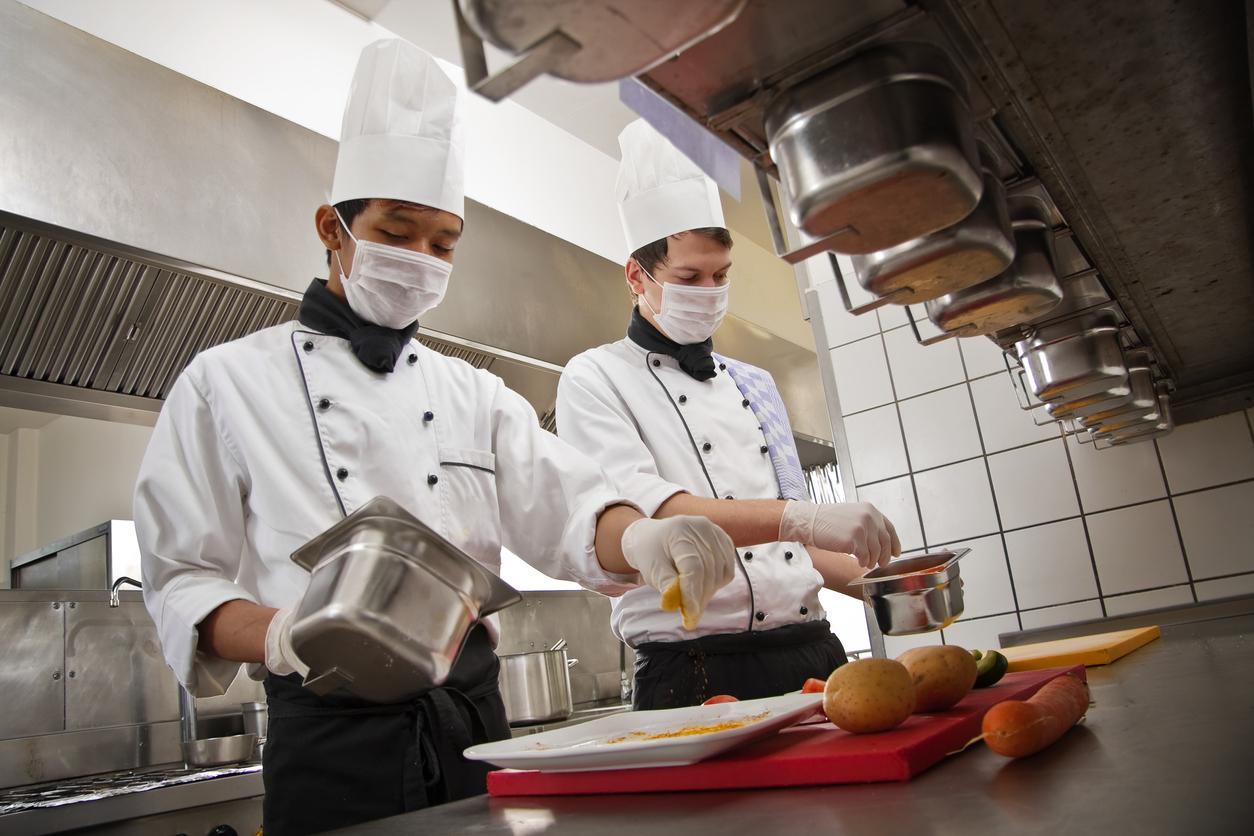 Level 2 Award in Food Allergen Awareness and Control in Catering