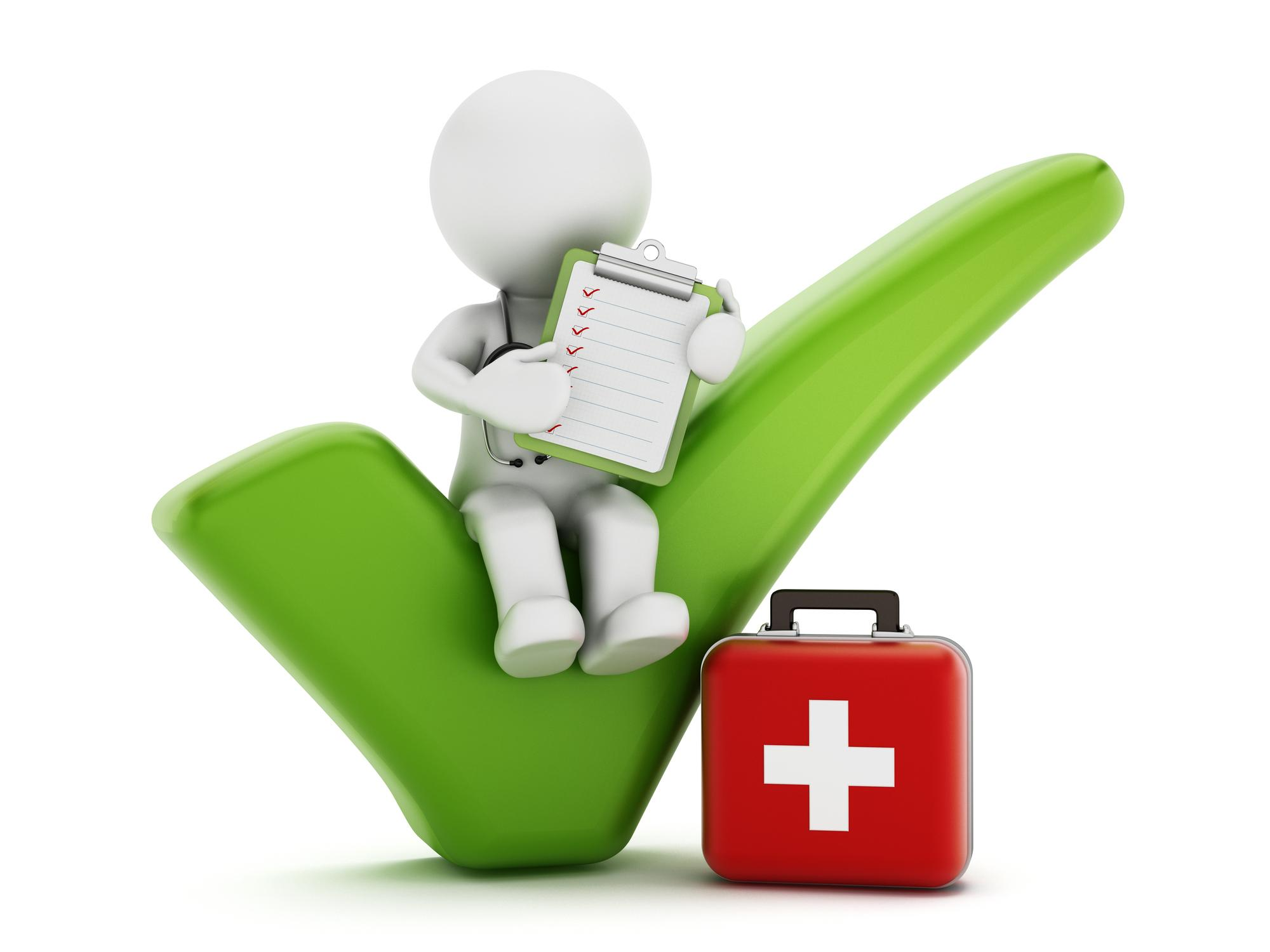 Blended Learning Emergency First Aid at Work for Schools