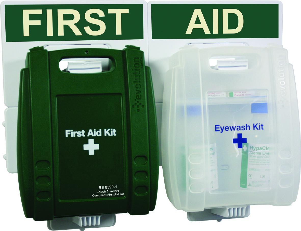 British Standard Compliant Comprehensive First Aid